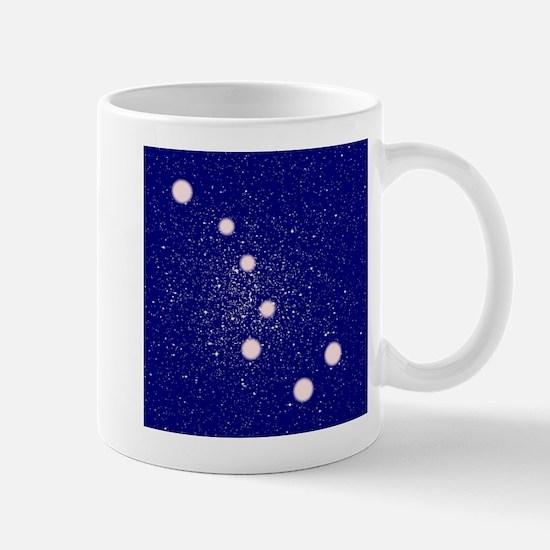 The Big Dipper Constellation Mugs