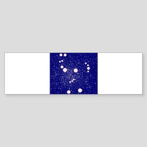 Orion Constellation Bumper Sticker