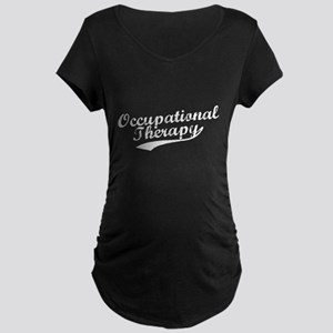 Team OT Maternity Dark T-Shirt