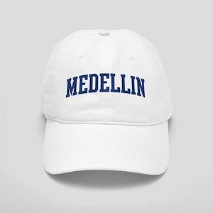 MEDELLIN design (blue) Cap