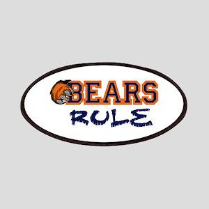 Bears Rule Patch