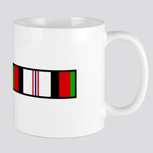Afghanistan Campaign Ribbon Mugs