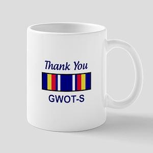 GWOT Service Mugs