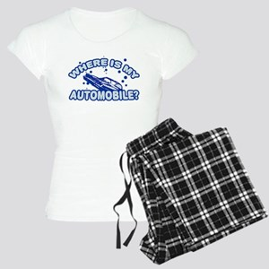 WhereIsMyAutomobile_wBG Pajamas