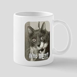 Who ME ?!? Mug