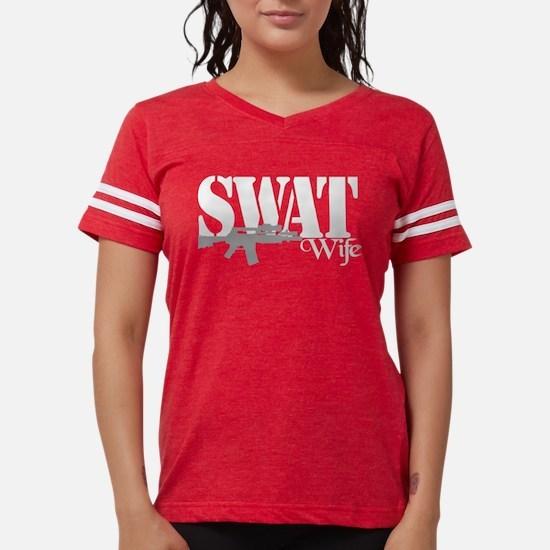 SWAT Wife Women's Dark T-Shirt