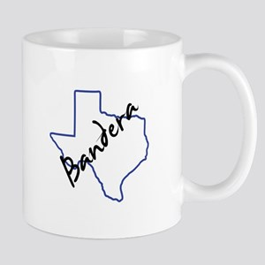 Bandera Texas Mugs