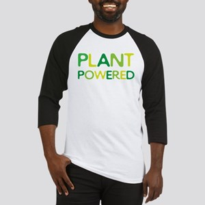 Plant Powered Baseball Jersey