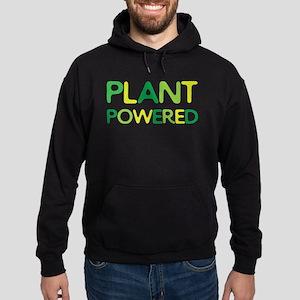 Plant Powered Hoodie (dark)