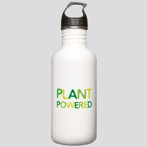 Plant Powered Stainless Water Bottle 1.0L