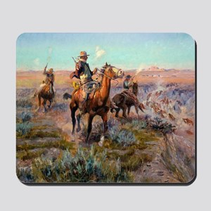 Russell Large Poster Mousepad