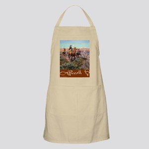 Russell Large Poster Apron