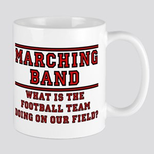Football On Our Field Stainless Steel Travel Mugs