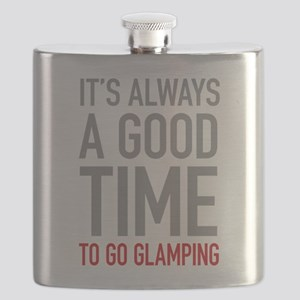Go Glamping Flask