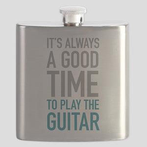 Play Guitar Flask