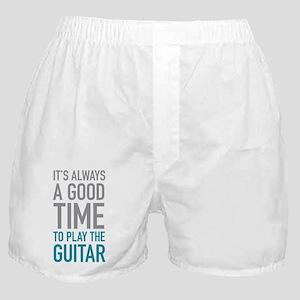 Play Guitar Boxer Shorts