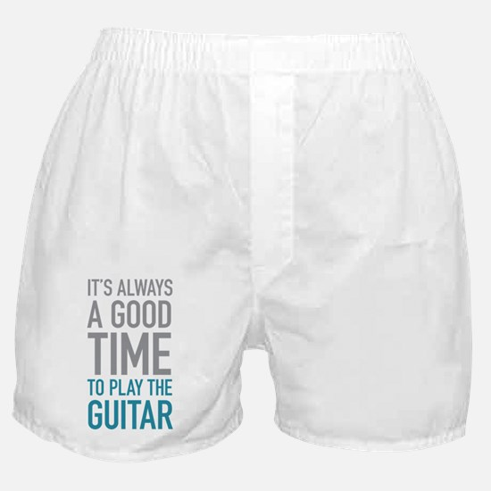 Play Guitar Boxer Shorts