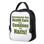 Govt Health Neoprene Lunch Bag