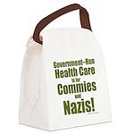 Govt Health Canvas Lunch Bag