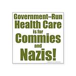 Govt Health Sticker