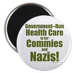 Govt Health Magnets