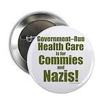 "Govt Health 2.25"" Button (10 Pack)"