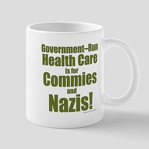 Govt Health Mugs