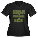 Govt Health Plus Size T-Shirt