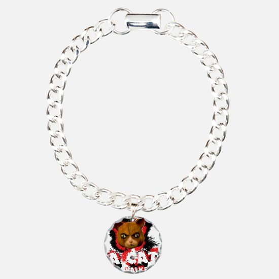 Mad Dogs walked Cat Shir Bracelet