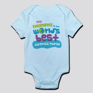 Forensic Nurse Gift for Kids Infant Bodysuit