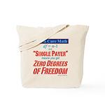 Health Math Tote Bag