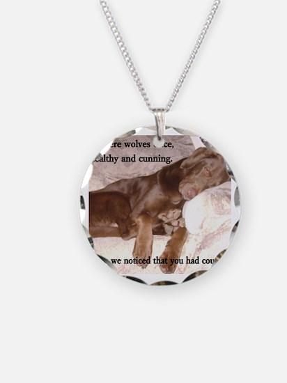Unique Labrador retriever Necklace