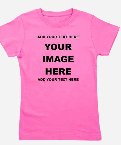 Make Personalized Gifts Girl's Tee