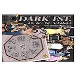 Dark Est. Book Cover Large Poster