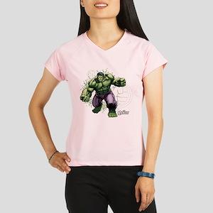 Avengers Hulk Fists Performance Dry T-Shirt