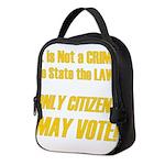 Citizens1 Neoprene Lunch Bag