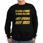 Citizens Sweatshirt (dark)