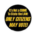 "Citizens1 3.5"" Button (100 Pack)"