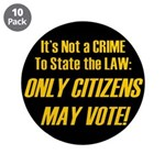 "Citizens1 3.5"" Button (10 Pack)"