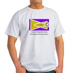Glyph Pua Flag Light T-Shirt