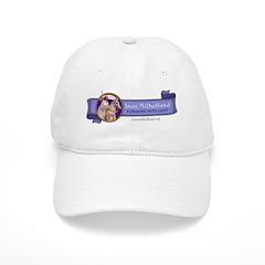 Baseball Cap With Banner