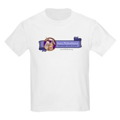 Kids T-Shirt With Banner