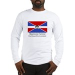 Glyph Maurasia Flag Long Sleeve T-Shirt