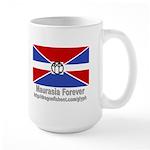Glyph Maurasia Flag Large Mug Mugs