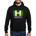 Glyph Guandaland Flag Hoodie (dark)