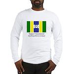 Glyph Guandaland Flag Long Sleeve T-Shirt