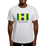 Glyph Guandaland Flag Light T-Shirt