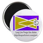 Glyph Pua Flag Magnet Magnets
