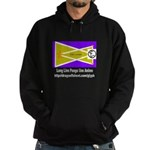 Glyph Pua Flag Hoodie (dark)