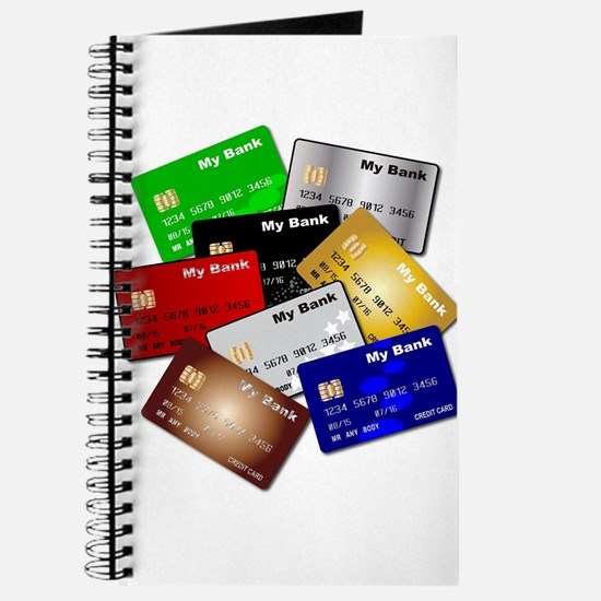 Debit and Credit Cards Journal